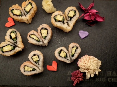 Heart sushi 2