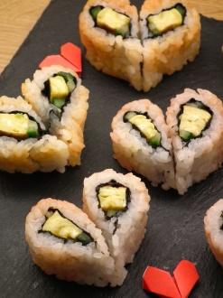 Heart sushi 5