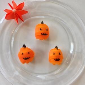 halloween-sushi-pumpkins